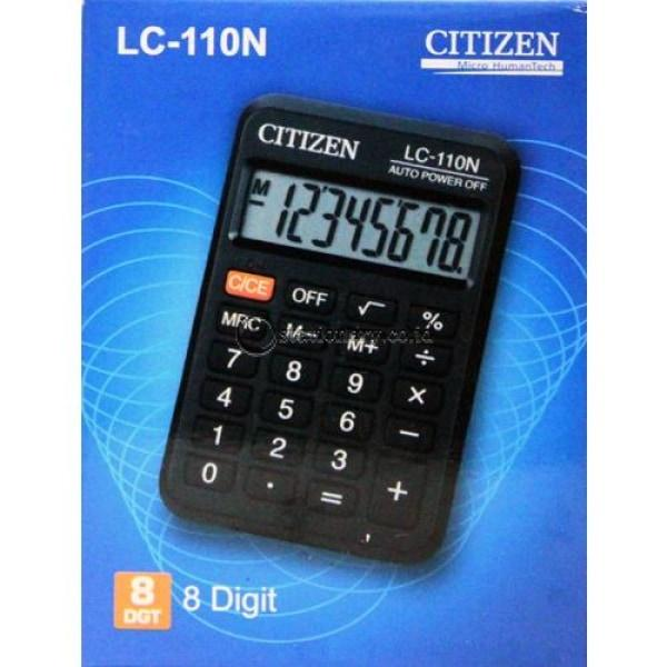Kalkulator Citizen Lc 110N Office Stationery