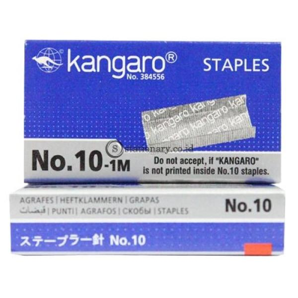 Kangaro Isi Staples No 10 (Satuan) Office Stationery