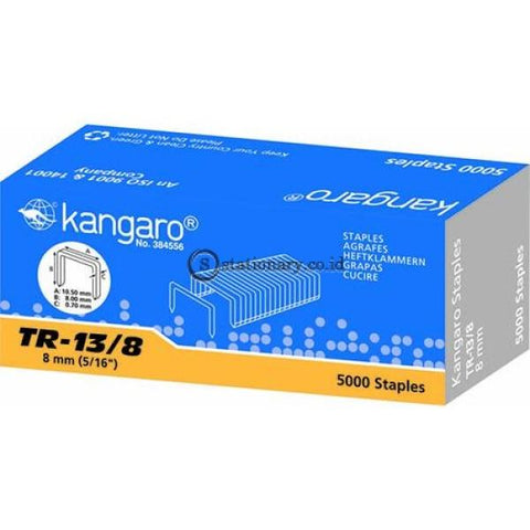Kangaro Isi Staples Tembak Tr-13/8 Office Stationery