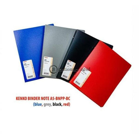 Kenko Binder Notebook A5 Warna A5-Bnpp-Bc Office Stationery