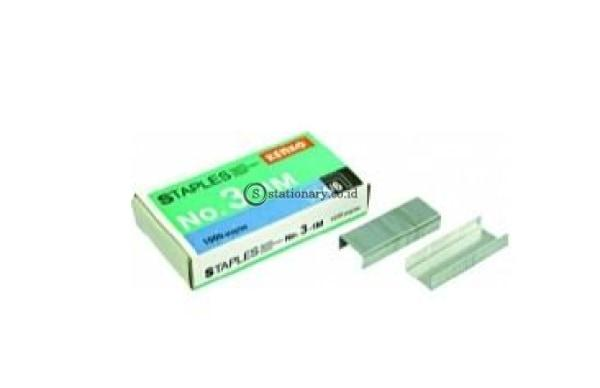 Kenko Isi Staples 24/6 No 3 Office Stationery
