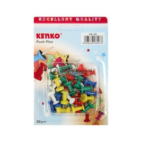 Kenko Paku Push Pin Office Stationery