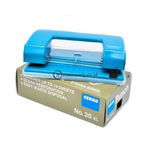 Kenko Pelubang Kertas 2 Lubang No.30Xl Office Stationery