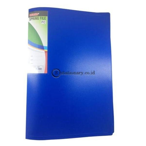 Kenko Spring File Spr-100F Blue Office Stationery