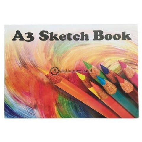 Kiky A3 Sketch Book 50 Sheet Office Stationery