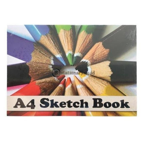 Kiky A4 Sketch Book 50 Sheet Office Stationery