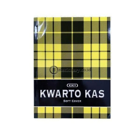 Kiky Buku Kas Kwarto Soft Cover Sc-80 Office Stationery