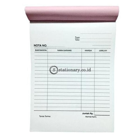 Kiky Nota Kontan Besar Potrait 2 Ply Office Stationery