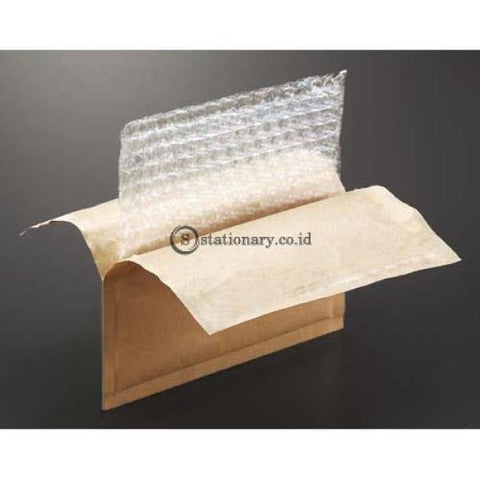 Kokuyo Amplop Bubble Wrap Coklat 200 X 190Mm Hofu-124 Office Stationery
