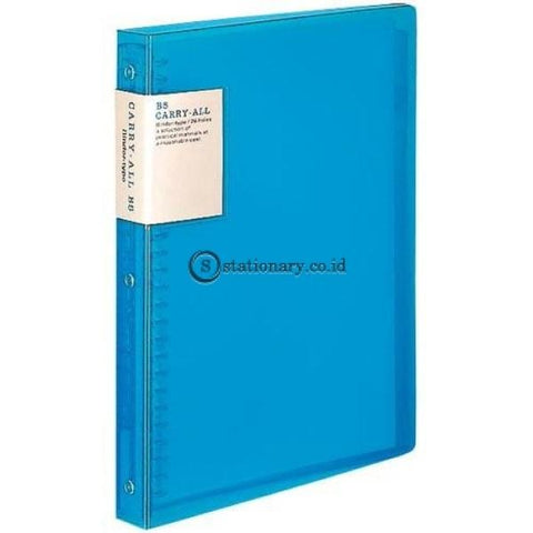 Kokuyo Binder Notebook 100 Lembar B5 L-5001 Kokuyo L-5001-Orange Office Stationery