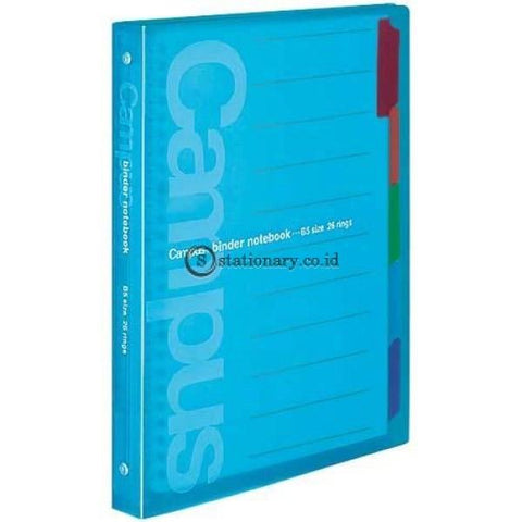 Kokuyo Binder Notebook 100 Lembar B5 L-P333 Kokuyo L-P333-Blue Office Stationery