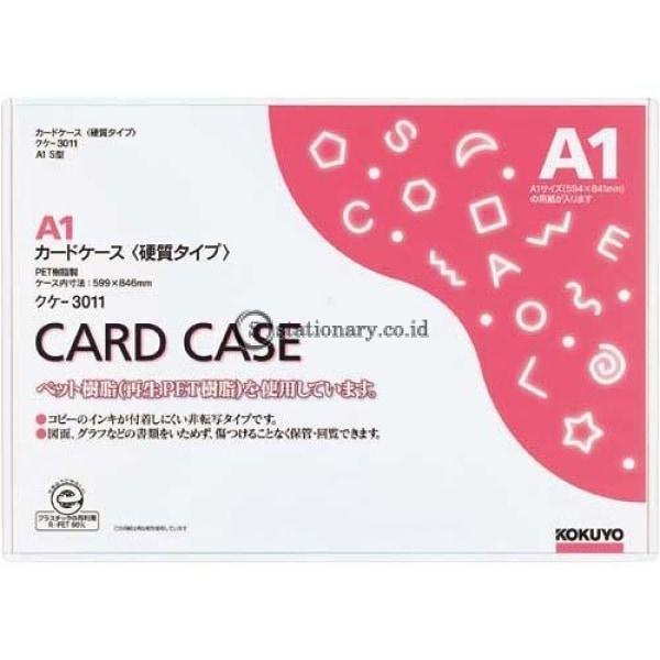 Kokuyo Card Case A1 Kuke-3011 Office Stationery