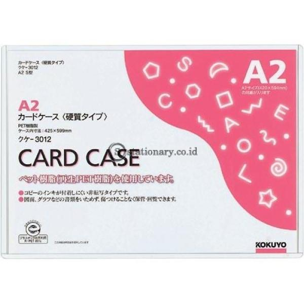 Kokuyo Card Case A2 Kuke-3012 Office Stationery