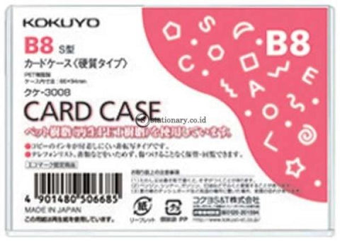 Kokuyo Card Case B8 Kuke-3008 Office Stationery