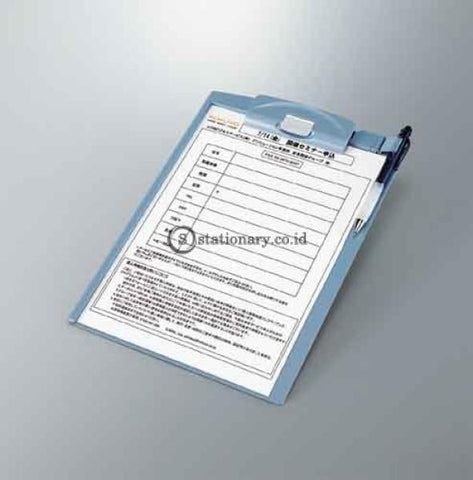 Kokuyo Clipboard B5 Yoha-H75 Yoha-H75-Blue Office Stationery
