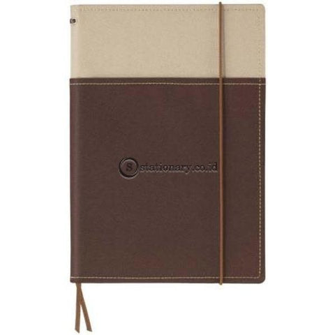 Kokuyo Cover Notebook A5 No-655A Cover-Notebook-A5-Kokuyo-No-655A-Blue Office Stationery