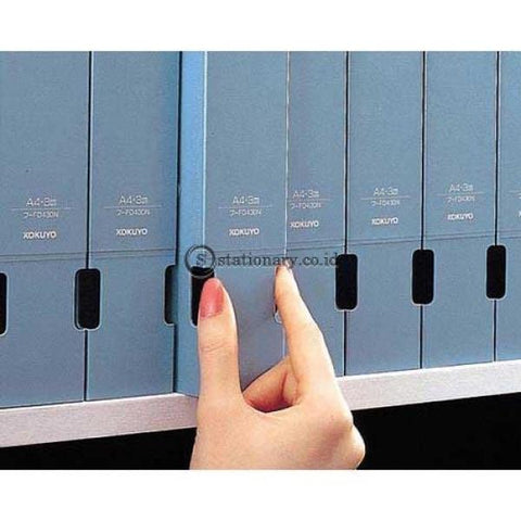 Kokuyo Data File D-Ring 30Mm A4 Fu-Fd430 Metalic Office Stationery Promosi