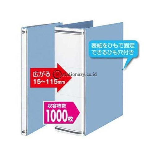 Kokuyo Gavatte File Document A4 Fu-P90 Fu-P90B Office Stationery