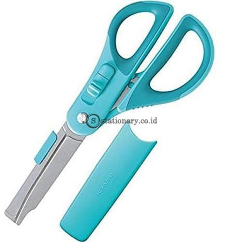 Kokuyo Gunting Cutter 2 Way Scissors Stainless Haza-P410 Office Stationery