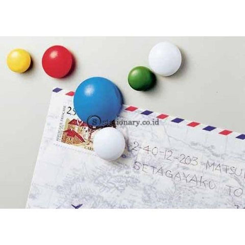 Kokuyo Magnet Board 30Mm Maku-30N Magnet-Board-30Mm-Kokuyo-Maku-30N-Blue Office Stationery Promosi