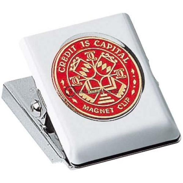 Kokuyo Magnet Clip Kuri-65N Magnet-Klip-Kuri-65N-Red Office Stationery