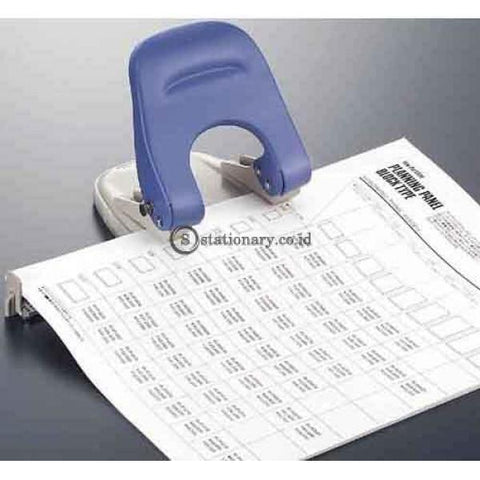 Kokuyo Pembolong Kertas 2 Lubang Pn-92 Pembolong-Pn-92-Blue Office Stationery Promosi