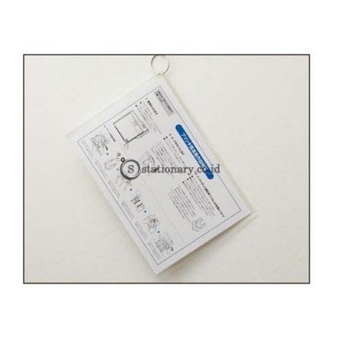 Kokuyo Pet Card Case A4 Kuke-3034 Office Stationery Promosi