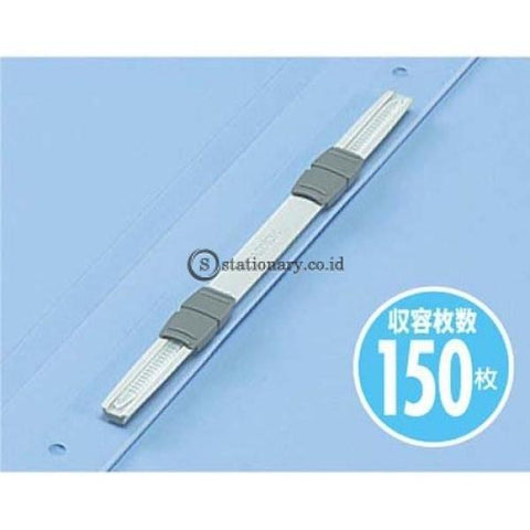Kokuyo Pp Flat File A3 Landscape Fu-H48 (Satuan) Blue Office Stationery