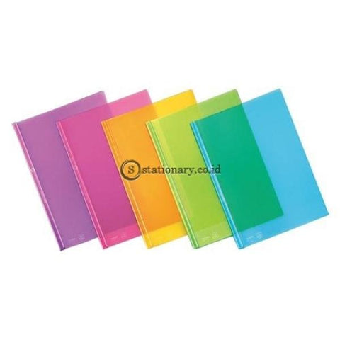 Kokuyo Presentation File With Rail Fu-Tpc760 Fu-Tpc760V Office Stationery Promosi