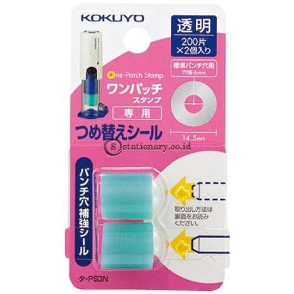 Kokuyo Refill One Patch Stamp Label T-Ps3N Office Stationery Equipment