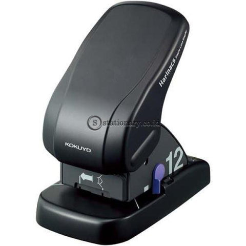 Kokuyo Stapler Tanpa Isi Harinacs 12 Lembar Sln-Ms112 Office Stationery Promosi