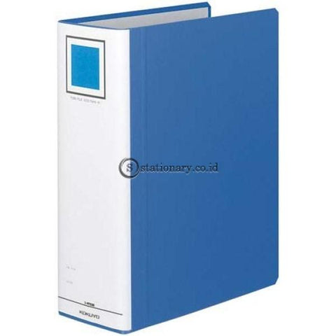 Kokuyo Tube File A4 Fu-Rt690 Blue Office Stationery