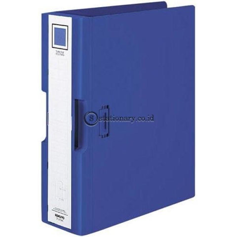 Kokuyo Tube File A4 Fu-Ut680 Blue Office Stationery
