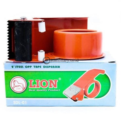 Lion Dispenser Opp Tape Sdl-01 Office Stationery