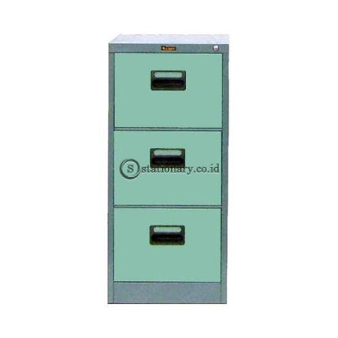 Lion Filing Cabinet 3 Drawer Lion-43 Office Furniture