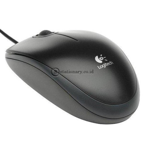 Logitech Wired Optical Mouse B100 It Supplies