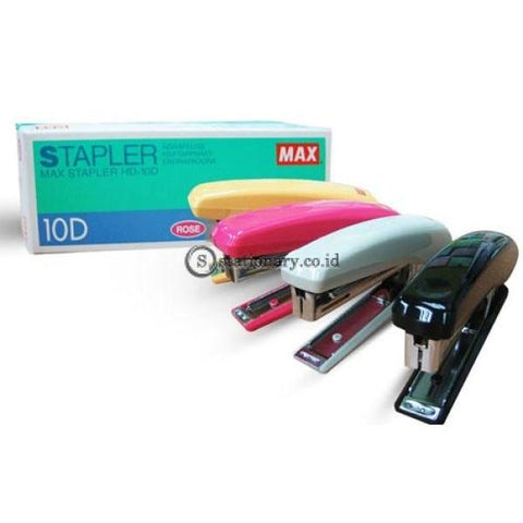 Max Stapler Hd-10D Office Stationery