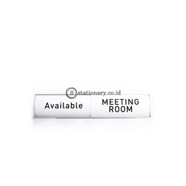 Meeting Room Signage Single Row 28 X 6Cm Digital & Display Promosi