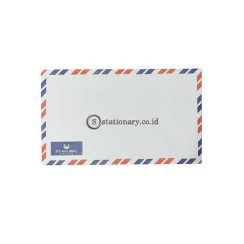 Merpati Amplop Putih (152 X 90Mm) No 104 Slk Airmail Office Stationery