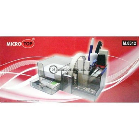 Microtop Desk Set 8312 Office Stationery