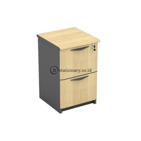 Modera Filling Cabinet 2 Laci S Class Type Sfc 7402 Office Furniture