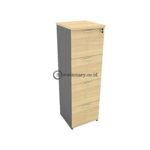 Modera Filling Cabinet 4 Laci B Class Type Bfc 7404 Office Furniture