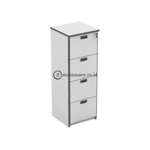 Modera Filling Cabinet 4 Laci M Class Type Fc 684 Office Furniture