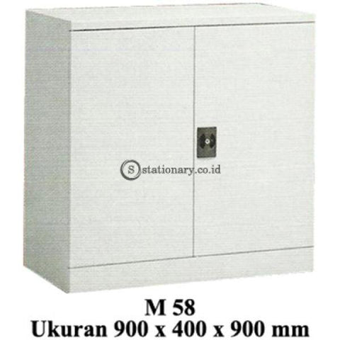 Modera Lemari Arsip Pintu Tarik Type M 58 Office Furniture