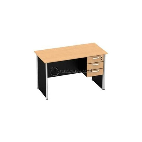 Modera Meja Kantor A½ Biro E Class Type Eod 1260 Office Furniture