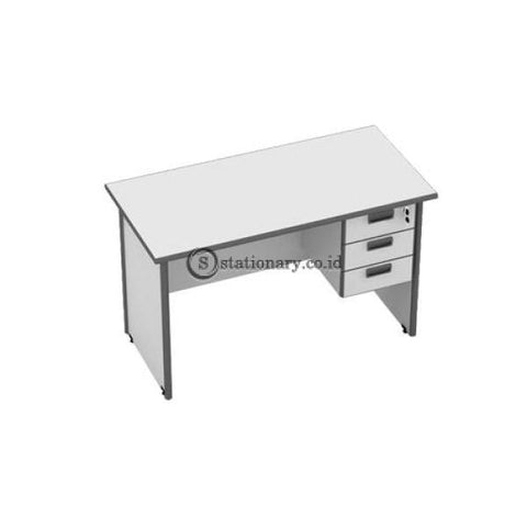 Modera Meja Kantor A½ Biro M Class Type Mod 122 Office Furniture