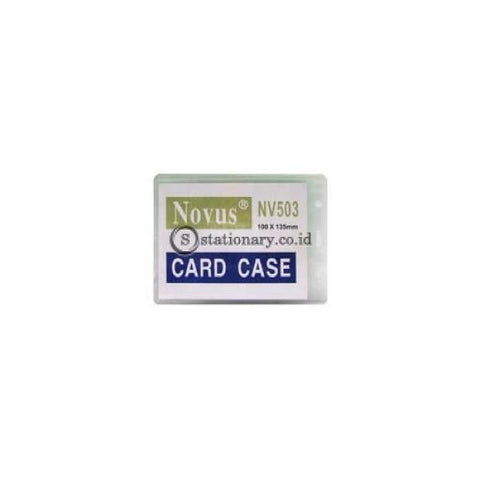 Novus Card Case Nv-503 (10 X 13.5 Cm) Office Stationery