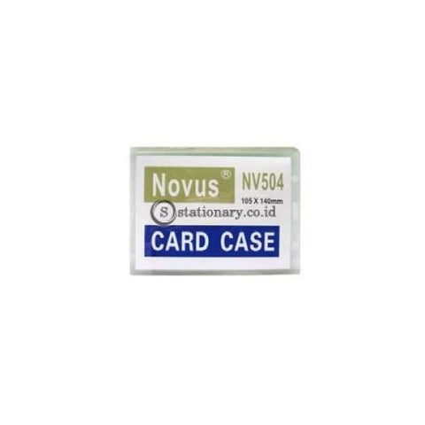 Novus Card Case Nv-504 (10.5 X 14 Cm) Office Stationery
