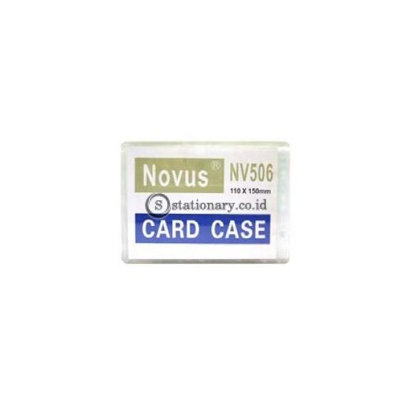 Novus Card Case Nv-506 (11 X 15 Cm) Office Stationery