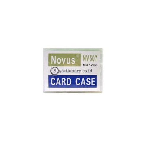 Novus Card Case Nv-507 (12.5 X 15.5 Cm) Office Stationery